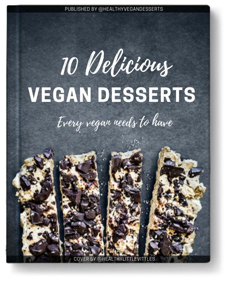 10 Delicious Vegan Desserts